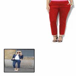 Ladies Dotted Pants
