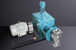 Metering Reciprocating Pumps