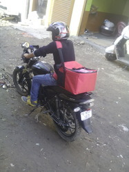Back Pack Food Delivery Bag