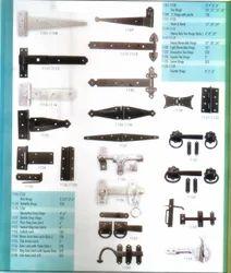 Steel Iron Mongery