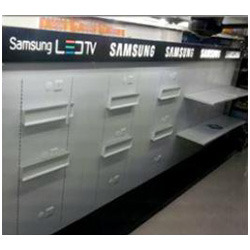 Electronic Product Display Rack