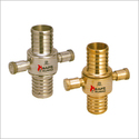 Safe Guard Make Fire Hose Delivery Couplings
