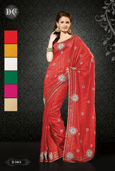 Net Designer Sarees Collections