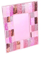 Beaded Photo Frame