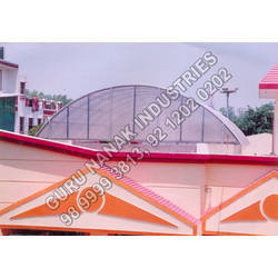 Industrial Fibreglass Structures