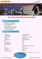 1000 TVL Dome IR Camera