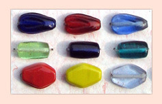 Fancy Plain Beads Code : BPB-07