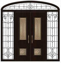 Design Metal Door