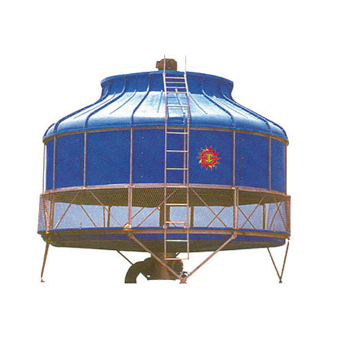 FRP Flow Cooling Tower