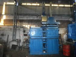 Hydraulic Baling Press Machine for Paddy Straw