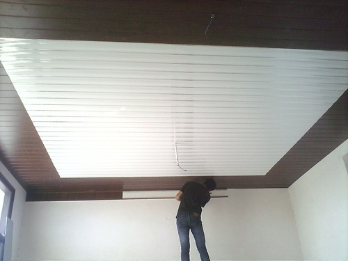 Designer Pvc Ceilings Pvc Panels Chandigarh A One