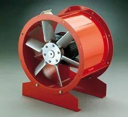 Tunnel Axial Flow Fan