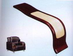 Designer Wooden Sofa Arms