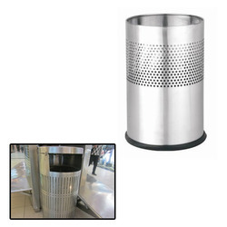 Stainless Steel Dustbins for Office