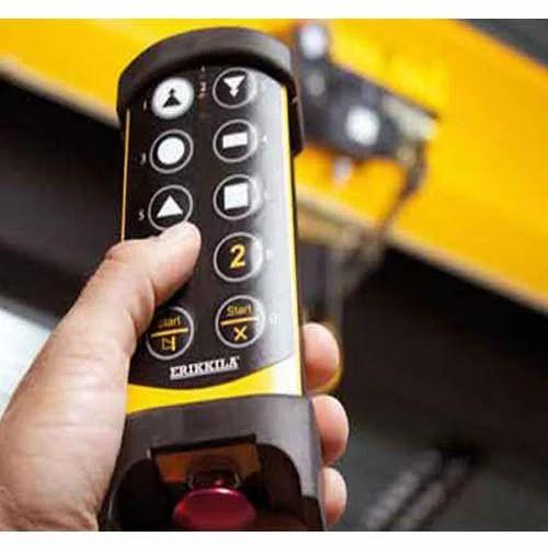 Overhead Crane Remote Control : Crane remote controls manufacturer from bengaluru