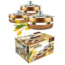 Woodmate 3pcs. Gift Set casserole