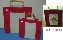Red Christmas Bag
