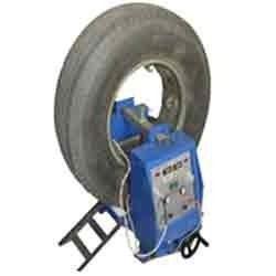 Section Tyre Repair Machine Truck