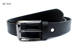 Black Formal Belts