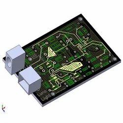LED Lantern PCB Driver