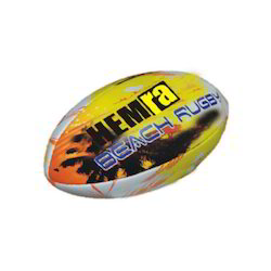 Inflatable Beach Rugby Balls