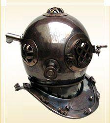 Diver's Helmet Mark V1