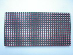 outdoor p10 led dot matrix display module