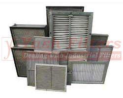 AHU and Air Intake Filtration