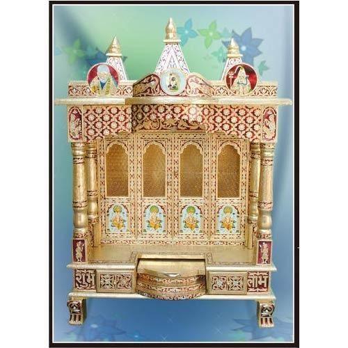 Meenakari Temples