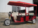 Maxima Electric Rickshaw - Model EG2