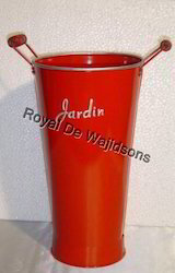 Jardin Red Vase