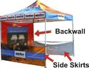 Scissor Tent