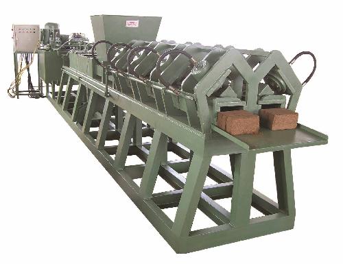 Coco Peat Briquetting Press