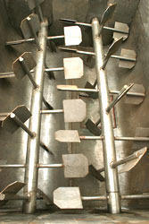 Twin Shaft Paddle Blender Mixer