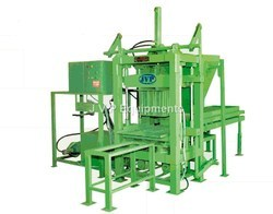 HD Hydraulic Paver & Concrete Block Making Machine