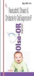 Ornidazole Suspension IP