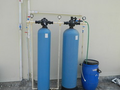 Domestic Soft Water Plant