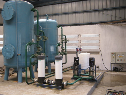 Turnkey Water Treatment Plants