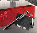 Sheaffer Ball Pen With Business Card Holder