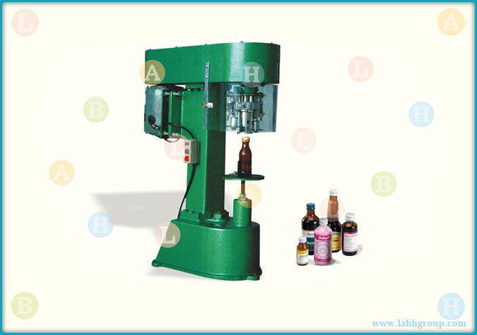 Semi Automatic ROPP Cap Sealing Equipment