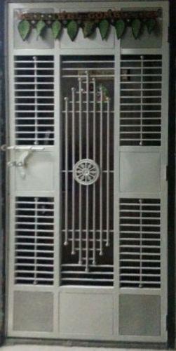 Safety Steel Door Designs For Flats