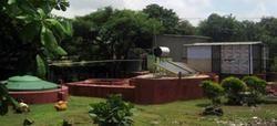 nisargruna biogas plant by barc