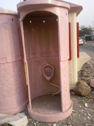 Portable Gents Urinal Cabin