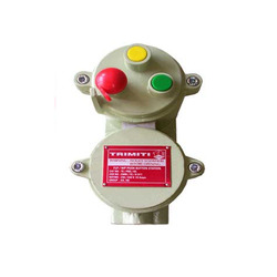 Flameproof Push Button