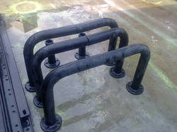 Rubber Lining Pipe and Fittings