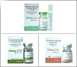 Ceftriaxone Sulbactum Injection