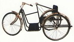 Physically Handicapped Tricycle