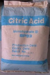 Citiric Acid Monohydrate