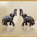 Pair of Elephant Statue