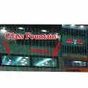 Restro Glass Fountain